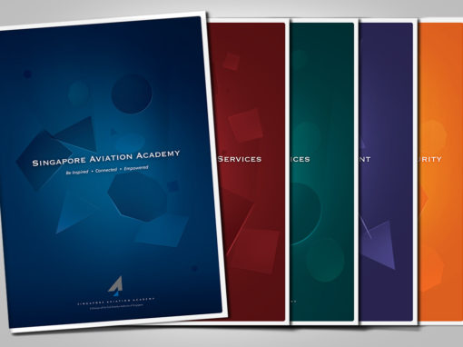 Singapore Aviation Academy Corporate Brochure