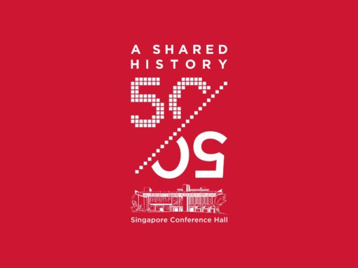 Singapore Conference Hall '50/50 – A Shared History' Exhibition