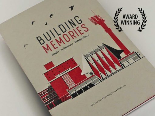 'Building Memories' Art Book