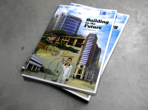 United Engineers Limited Annual Report – Building for the Future